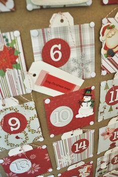 Christmas Craft- Advent Calendar
