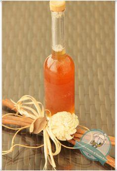 rosolio alla cannella - Cinnamon drink- by Le semplici ricette di Nonna Papera