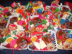 Mexican candy for favors @ Wedding-Day-Bliss