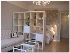 nice 55 Brilliant Smart Studio Apartment Decoration Ideas https://decoralink.com/2017/12/30/55-brilliant-smart-studio-apartment-decoration-ideas/