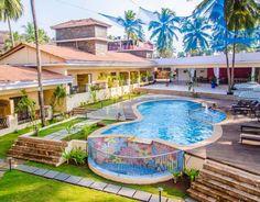 OYO Premium Mandrem Arambol Beach #MandremBeach, #ArambolBeach Road, #Goa