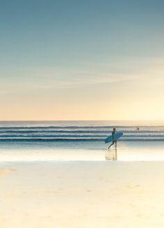 sunset-surfboard-beach