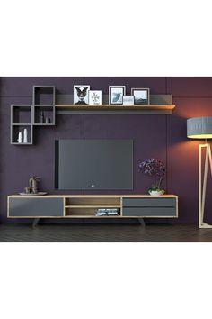 Wardrobe Design Bedroom, Bedroom Bed Design, Bedroom Furniture Design, Ikea Bedroom, Modern Tv Unit Designs, Modern Tv Units, Wall Unit Designs, Tv Unit Furniture Design, Tv Unit Interior Design