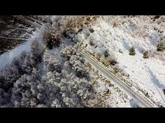 Iarna in Apuseni - YouTube Beauty Around The World, Around The Worlds, Noiembrie, Amazing Places, The Good Place, Snow, Landscape, Youtube, Outdoor