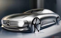2015 Frankfurt Motor Show: Mercedes-Benz Unveils 'Concept IAA'