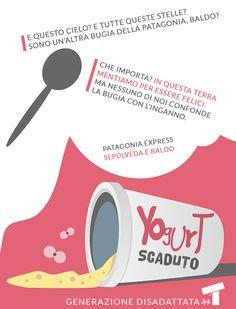 - E questo cielo? E tutte queste stelle? Sono un'altra bugia della Patagonia, Baldo? - Che importa? In questa terra mentiamo per essere felici. Ma nessuno di noi confonde la bugia con l'inganno.  (Patagonia Espress - dialogo tra Sepulveda e Baldo)  #stelle #ciele #patagonia #terra #bugie #inganno #citazioni #sepulveda #luissepulveda #citazionilibri #libri #dialogo