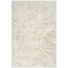 9300** bavlna len Koberec Boro Ecru, 120x180 cm