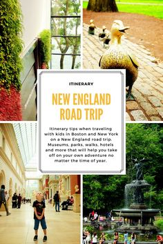 New York City and Boston Guide for Families: itinerary tips when traveling with kids in Boston and New York on a New England Road trip. Tips, ideas for getting the most out of your time, how to use your Wyndham Rewards points to snag great hotels along the way, and inspiration to start planning your own route through these two great cities on the East Coast with kids.