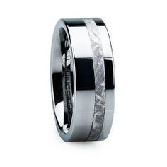 Europa mens wedding ring meteorite, not that I'm getting married anytime soon, but this is friggin sweet