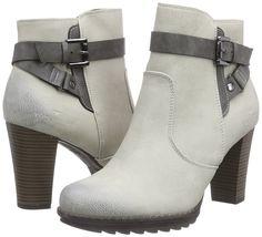 Tom Tailor Damen Kurzschaft Stiefelette: Amazon.de: Schuhe & Handtaschen