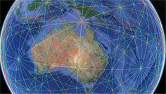 The UFO and Ley Line Connection Atlantis, Ufo, Aliens, Earth Grid, Australia Map, Ley Lines, Mystery, What Is Science, Monsters