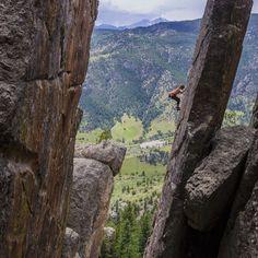 Climbing Over Mountains