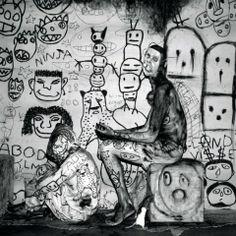 Roger Ballen – Die Antwoord, 2012
