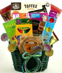 Basket O Fun Gift For Kids