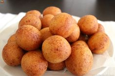 Los buñuelos colombianos no pueden faltar en las fiestas de fin de año, aunque en realidad los consumimos durante todo el año. Disfruta esta rica receta.