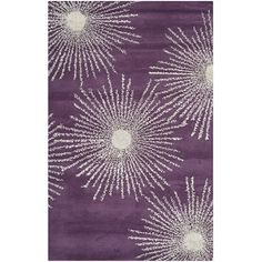 Safavieh Soho Purple / Ivory Rug   AllModern