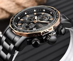 Relogio Masculino LIGE New Sport Chronograph Mens Watches Top Brand Luxury 10