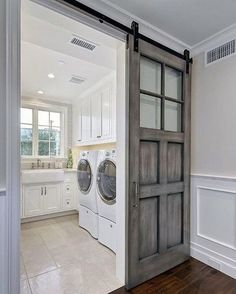 50 Beautiful and Functional Laundry Room Design Ideas Laundry room decor Small laundry room ideas Laundry room makeover Laundry room cabinets Laundry room shelves Laundry closet ideas Pedestals Stairs Shape Renters Boiler Tiny Laundry Rooms, Mudroom Laundry Room, Laundry Room Remodel, Laundry Room Cabinets, Laundry Room Design, Laundry In Bathroom, Small Laundry, Mud Rooms, Master Bathroom