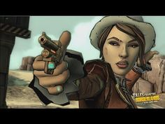 Tales from the Borderlands: A Telltale Games Series - Welcome Back to Pandora (Again) Trailer - YouTube