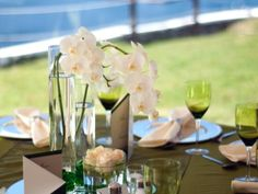 Blue Horizon Estate Make it Memorable, Wedding Venue in Simon's Town Cape Town Wedding Venues, Wedding Cape, Beautiful Wedding Venues, Dream Wedding, Destination Wedding, How To Memorize Things, Bloom, Table Decorations, Weddings