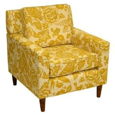 I really want this chair for my new grey and mustard yellow bedroom