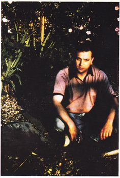 1978, Syd in the Garden