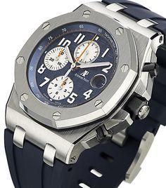 Audemars Piguet Royal Oak Offshore 42mm Chronograph Watch   Harrods