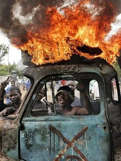 Your_trucks_on_fire.jpg 424×565 Pixels, curated by Michael Paul Young on Buamai.