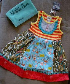 MATILDA JANE Wonderful Parade ODE TO SHOES Tank Dress, size 2 NWT