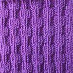 free knitting patterns for baby Beads rib