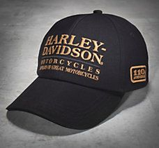 110th Adjustable Cap. Also available in store