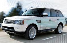 2013 Range Rover Sport Hybrid