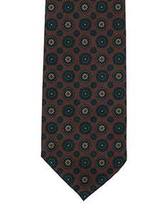 Madder ties #pc795 | Patrizio Cappelli Cravatte Sartoriali Napoli