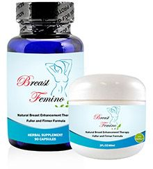 Breast enlargement creams