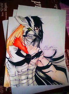 Vasto Lorde x Mugetsu Fan Art by seiji0.deviantart.com on @DeviantArt
