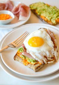 My Ultimate Breakfast Sandwich | Many Kitchens