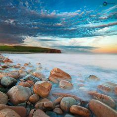 Made in Rock. Deerness, Orkney by Dawid Grudzinski on Fivehundredpx
