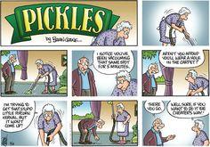 Pickles Comic Strip, September 14, 2014 on GoComics.com