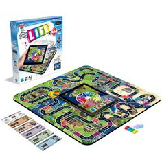 The Game of Life: Zapped Edition - NIB Hasbro - works with your IPad Best Family Board Games, Fun Board Games, Family Games, Family Movies, Old School Board Games, School Games, Battleship Game, Best Ipad, Game Of Life