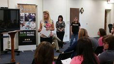 Medical Laboratory Technology and Laboratory Assistant Program students begin Fall Orientation...Congratulations!