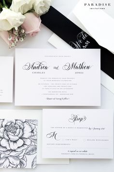 Editor s Picks Wedding Stationery You Need Right Now