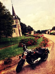 """""""American Ride"""" in France"""