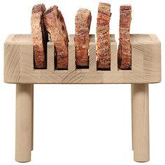 Buy LSA International Stilt Ash Toast Rack Online at johnlewis.com
