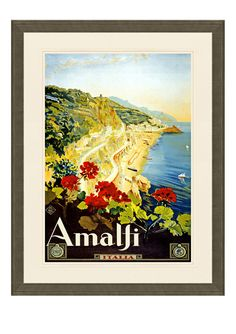 I'm a sucker for vintage travel posters