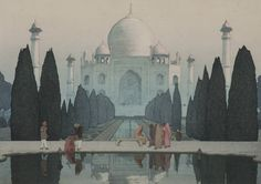 """archatlas: """" The Art of Hiroshi Yoshida Hiroshi Yoshida was a Japanese painter and woodblock print-maker. He is regarded as one of the greatest artists of the shin-hanga style, and is. Toledo Museum Of Art, Art Museum, Hiroshi Yoshida, Japan Illustration, Art Institute Of Chicago, Japanese Prints, Landscape Prints, Woodblock Print, Asian Art"""