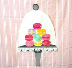 Esther's Quilt Blog: Macaroon Madness!