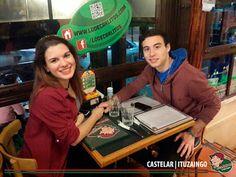 Viernes por noche en Lo de Carlitos Castelar   Ituzaingo disfrutando con amigos!! Gracias