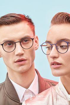 Frames: HALO Models: Soekie Gravenhorst & Josh Ludlow Photographer: Philip Messmann