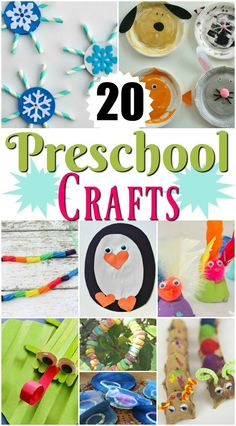 20 Super Fun Crafts
