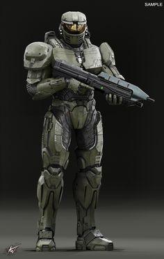 Halo Spartan Armor, Halo Armor, Armor Concept, Concept Art, Space Armor, Halo Cosplay, Halo Game, Combat Armor, Star Wars Drawings